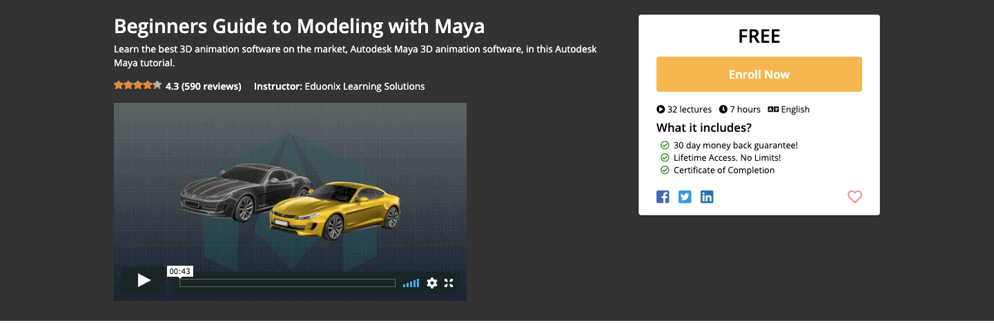 Beginners Guide to Modeling with Maya
