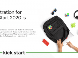 Google Kick Start Online Coding Competition 2020