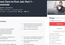 Java from Zero to First Job: Part 1 - Fundamentals