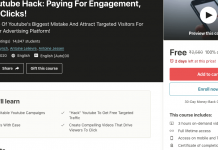 2020 Youtube Hack: Paying For Engagement, Not Only Clicks!