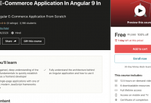 Create E-Commerce Application In Angular 9 In Hindi