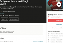 Learn Wordpress theme and Plugin Development