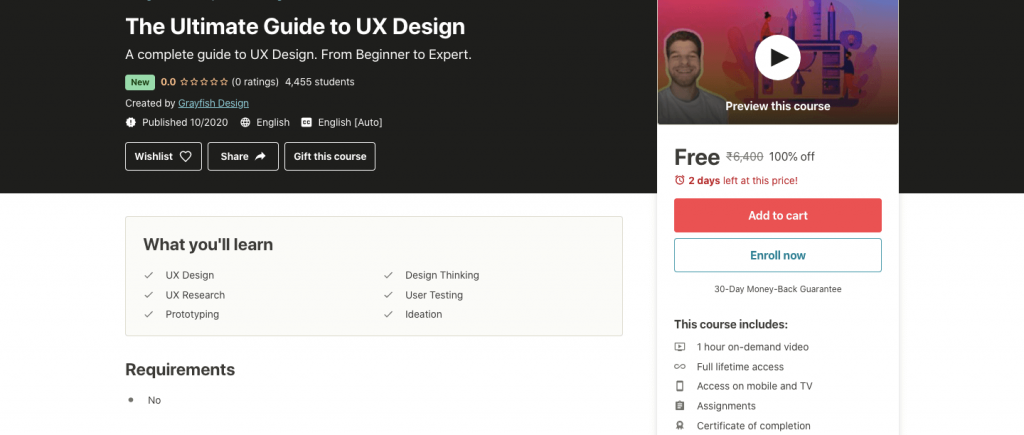 The Ultimate Guide to UX Design